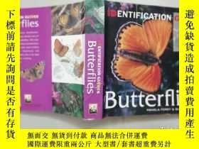 二手書博民逛書店British罕見& European Butterflies