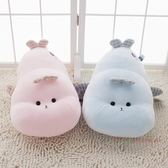 (中秋大放價)創意軟體海豚公仔毛絨玩具情侶抱枕玩偶布娃娃女生日禮物xw