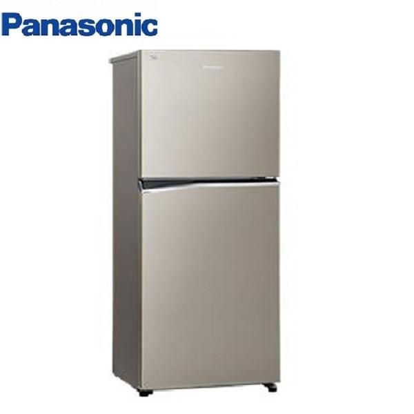 【送基本安裝+免運】Panasonic 國際牌 268公升 變頻雙門小電冰箱NR-B270TV-S1星耀金-適用小家庭