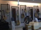樂器架子 吉他網架展示架樂器網架古箏貨架子掛架古箏網片琴行用裝飾網架-三山一舍JY