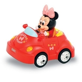 A0117《Disney》歡樂米妮ㄅㄨㄅㄨ車/DS3011