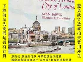 二手書博民逛書店Around罕見the Historic City of Lon