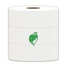 【奇奇文具】百花 1kg 220x100mm 環保大捲筒衛生紙(1箱12卷)