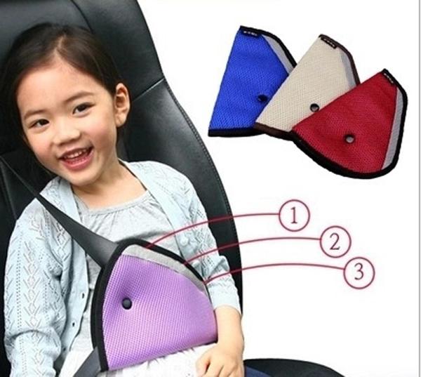 素色兒童安全帶固定器 橘魔法Baby magic 現貨 兒童 安全帶 汽車