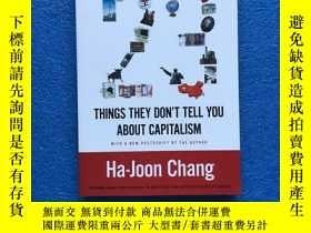 二手書博民逛書店23罕見Things They Dont Tell You About CapitalismY261601 H