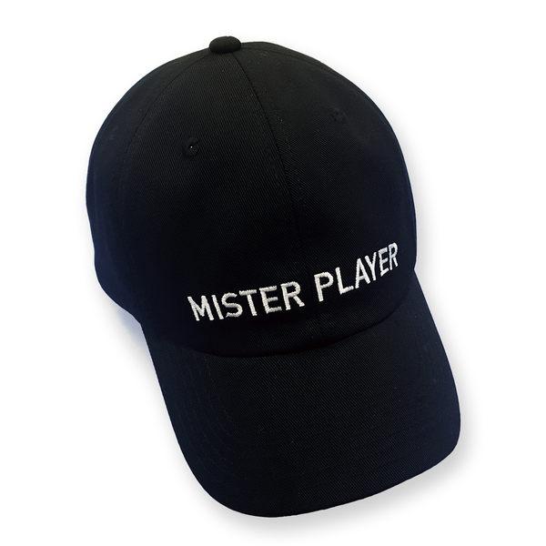 綜藝玩很大Mr.Player【老帽】黑