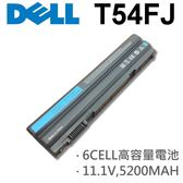 DELL 6芯 日系電芯 T54FJ 電池 ATG Latitude E5420m ATG Latitude E6420 XFR ATG Latitude E6520