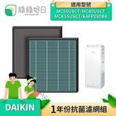 【南紡購物中心】綠綠好日 抗菌顆粒碳 適 大金 MC55USCT MC40USCT MCK55USCT KAFP080B4 空氣清淨機