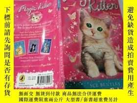 二手書博民逛書店Magic罕見Kitten Star Dreams:神奇小貓明星夢Y200392