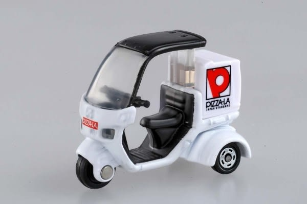 TOMICA #99 本田 PIZZA-LA 外送摩托車 TOYeGO 玩具e哥