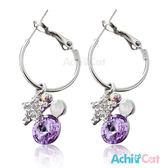 耳環 AchiCat 正白K 夢幻星世界 耳針式 三款任選 *一對價格*