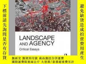二手書博民逛書店Landscape罕見and AgencyY410016 Ed Wall ISBN:978113812556
