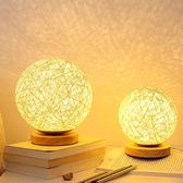 床頭燈 溫馨浪漫LED喂奶調情趣小臺燈簡約現代臥室 GB1027『優童屋』
