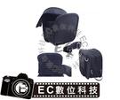 【EC數位】100mm方型濾鏡 82mm圓型濾鏡 專用 九片裝濾鏡袋 濾鏡收納包 可當腰包 附背帶
