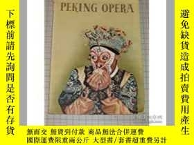 二手書博民逛書店Peking罕見Opera: An Introduction t