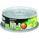 SONY DVD+R 16x 25入布丁桶