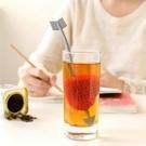 【DI328】愛心茶匙泡茶器 心型茶葉過...
