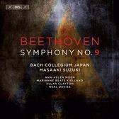 【停看聽音響唱片】【SACD】貝多芬:第九號交響曲 鈴木雅明 指揮 日本巴哈合奏團暨合唱團