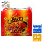 御飄香 紅燒辣味牛肉麵(湯麵) 85g/包 (5包入/組)X2組【合迷雅好物超級商城】