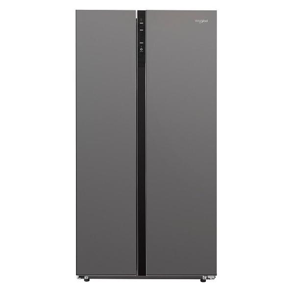 【得意家電】Whirlpool 惠而浦 WHS620MG Space Sense 對開門冰箱(590公升)