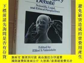 二手書博民逛書店【英文原版】The罕見Psychosurgery Debate: