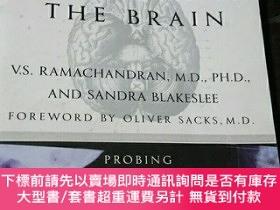 二手書博民逛書店Phantoms罕見in the brain—Probing the Mysteries of the Human