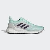 ADIDAS SOLAR GLIDE ST W [B96308] 女鞋 運動 慢跑 休閒 緩震 舒適 輕量 愛迪達 粉綠