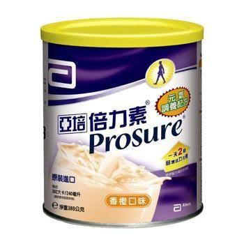 亞培 倍力素 ProSure 元氣調養粉狀配方 (380g /3罐)【杏一】