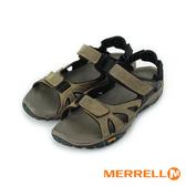 MERRELL ALL OUT BLAZE SIEVE CONVERT 魔鬼氈運動涼鞋 墨綠 ML12649 男鞋