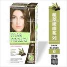 美娜圖塔 染洗護三合一植萃染髮霜(6深咖啡色) [99997]植萃橄欖系列