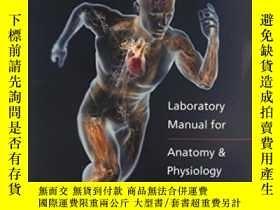 二手書博民逛書店Laboratory罕見Manual For Anatomy And PhysiologyY307751 Co