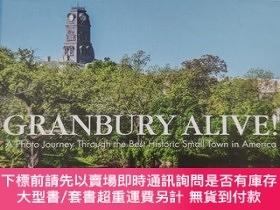 二手書博民逛書店granbury罕見alive a photo journey through the best historic