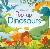 Pop-Up Dinosaurs 恐龍世界 精裝立體書