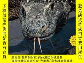 二手書博民逛書店Dragon罕見Walk: On Reef Recovery &