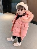 兒童棉服女 2021年新款4女童1棉衣2外套3歲棉襖洋氣女寶寶冬裝女孩羽絨棉服【快速出貨八折搶購】