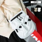 包包 Ins人氣曝光工裝搭配斜背包【AC666】托特包 斜背包 背帶可調 OUTDOOR 日系