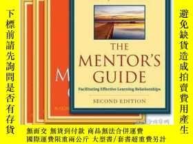 二手書博民逛書店The罕見Mentor s Starter KitY410016 Lois J. Zachary ISBN: