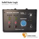 Solid State Logic SSL2 USB 2.0 錄音介面 24-bit / 192 kHz【2進/2出】