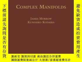 二手書博民逛書店Complex罕見ManifoldsY364682 James Morrow American Mathema