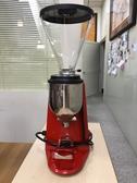 二手/中古 飛馬牌 定量義式磨豆機--楊家 900N-TQ 營業用定量磨豆機 110V紅色 保固2個月