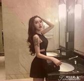 夜店女裝性感夜場裙子夏夜總會成熟氣質酒吧蹦迪高級感衣服連衣裙 提拉米蘇