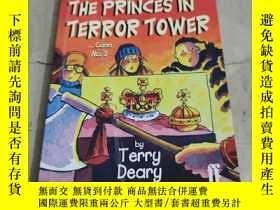 二手書博民逛書店the罕見time detectives the princes in terror towerY283241