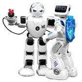 機器人水電混合智慧遙控會跳舞對話機械戰警兒童男玩具 igo