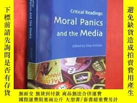 二手書博民逛書店Critical罕見Readings: Moral Panics