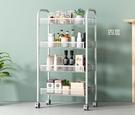雜物收納架廚房浴室置物架多層家用可移動【...