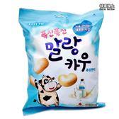 韓國Lotte 樂天鮮奶棉花糖-牛奶味(63g),2014韓國暢銷零食