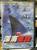 挖寶二手片-Y59-029-正版DVD-電影【深海獵殺】-康倫紐麥克 凡妮莎安及兒