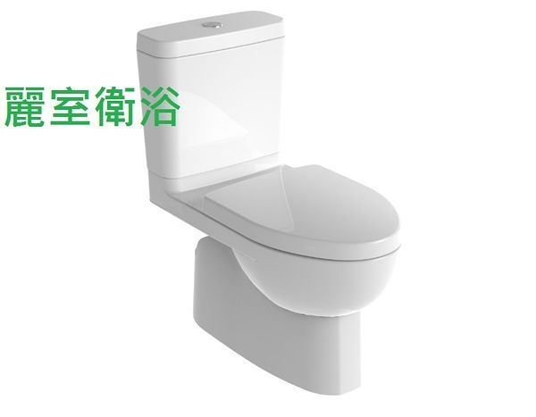 【麗室衛浴】美國 KOHLER活動促銷 Reach雙體馬桶 K-3991X-S-0 五級旋風綠能 超省水~沖水力強 附緩降蓋
