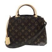 【Louis Vuitton 路易威登】M41055 Montaigne BB 經典花紋兩用仕女包