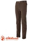 【Wildland 荒野 男款 RE彈性許曠多口袋長褲《深卡其》】0A52398/彈性快乾/休閒褲/機能褲